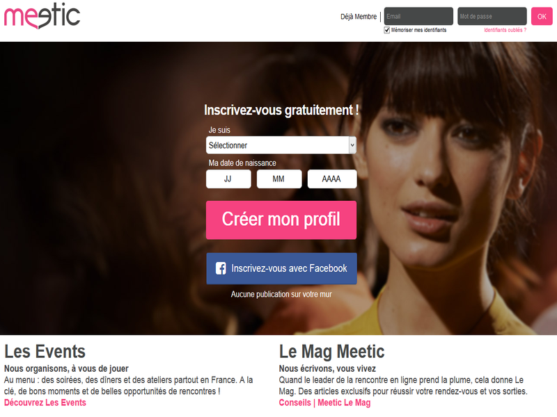 Meetic rencontre serieuse msn