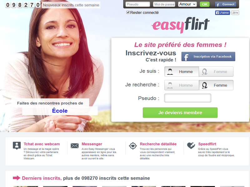 Site de rencontre easy web