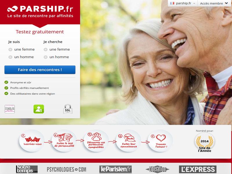 donnez voter avis sur parship.fr