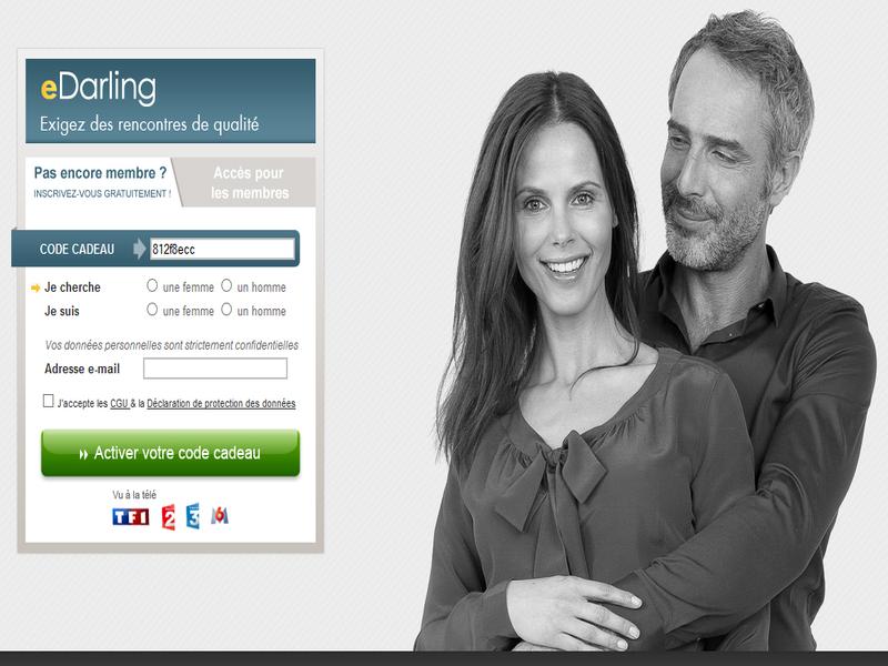 trouver une relation sérieuse sur edarling.fr