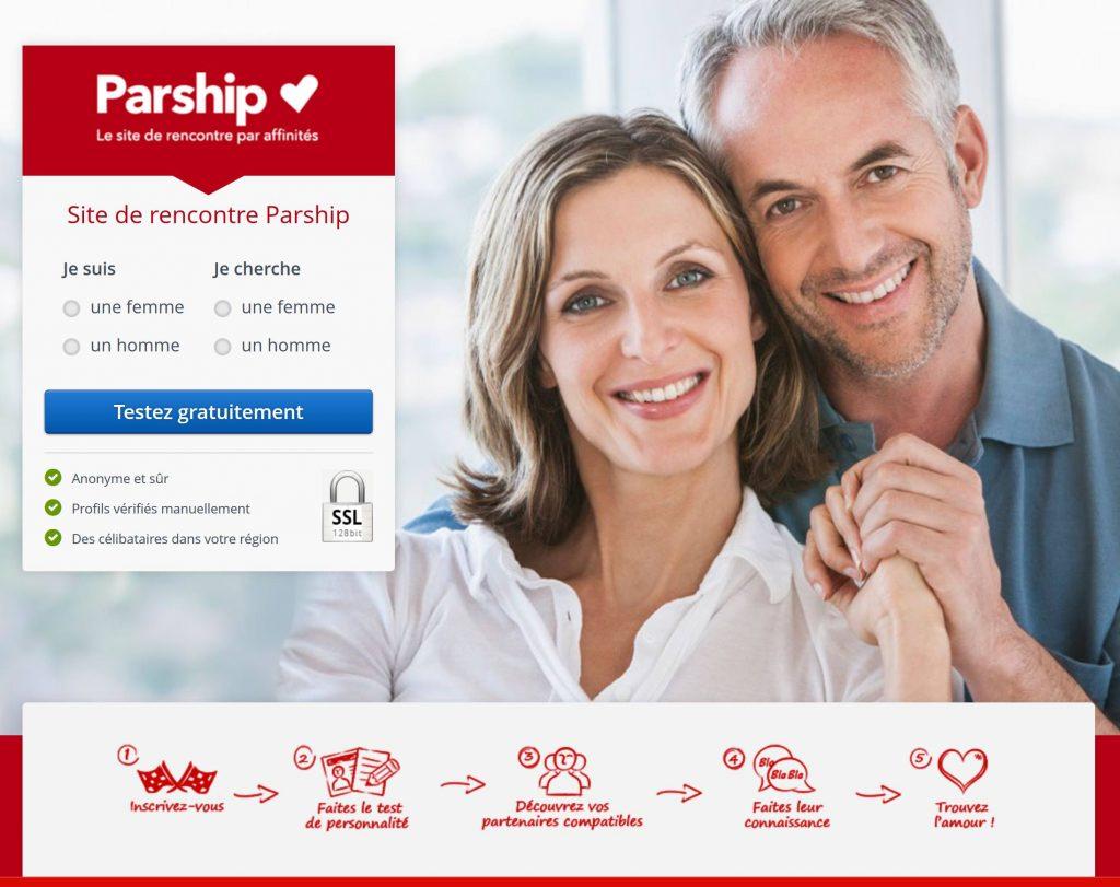 Faites lexpérience de Parship.fr